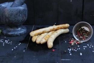 Колбаски Куриные с сыром Моцарелла