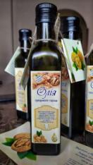 Олія волоського горіха холодного віджиму