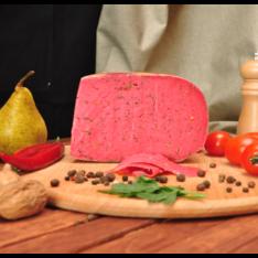 Сыр Гауда Песто красное
