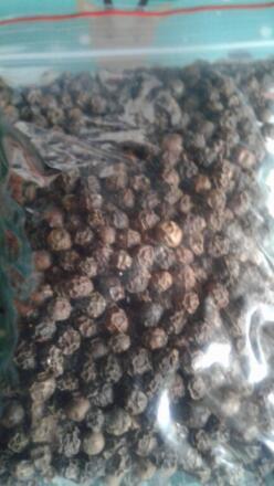 Перец чёрный горошек,молотый