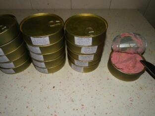 М'ясні консерви крафтового виробництва